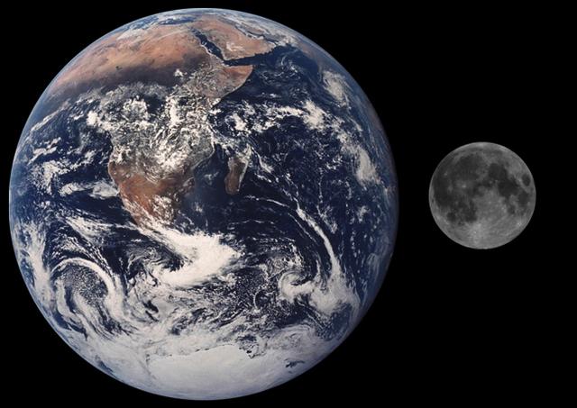 月亮正加速远离地球!代没月亮看了