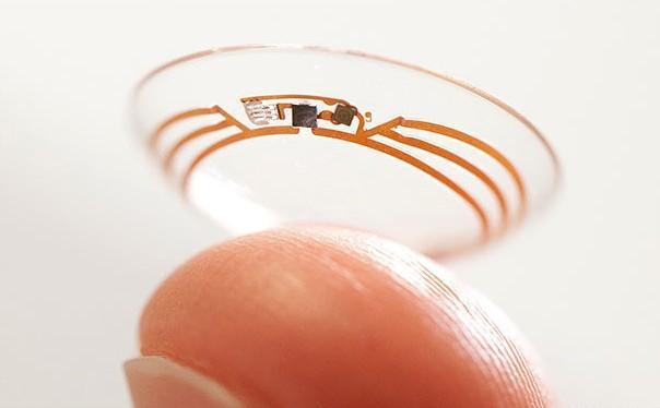 幕后迹象显示谷歌将融合谷歌眼镜及隐形眼镜