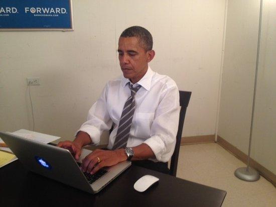 奥巴马登陆社交新闻网站Reddit答网民问题