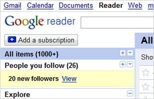 谷歌宣布旗下阅读器6月1日不再支持IE6
