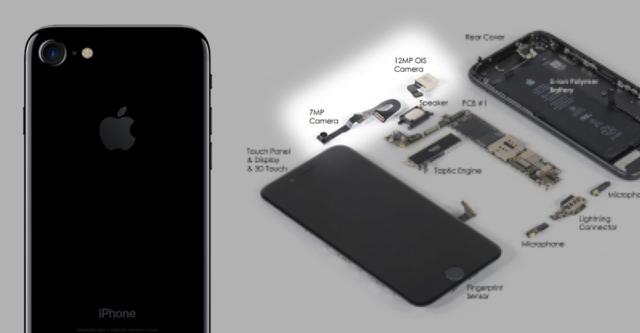 拆解公司曝光iPhone 7成本:整机275美元,摄像头仅占一成