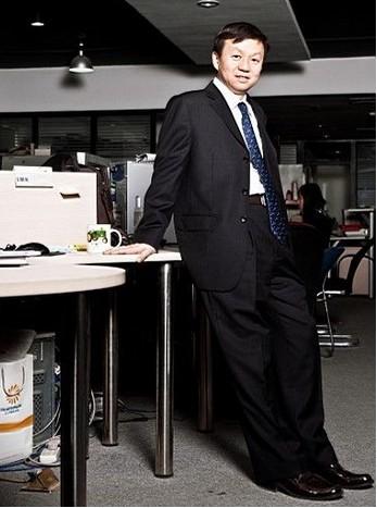 拉手网CEO吴波