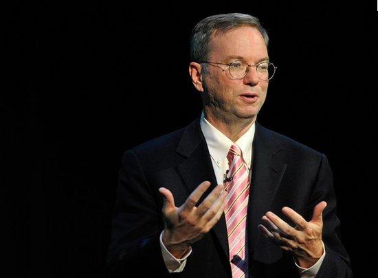 谷歌董事长施密特:大学教育重要性无可替代