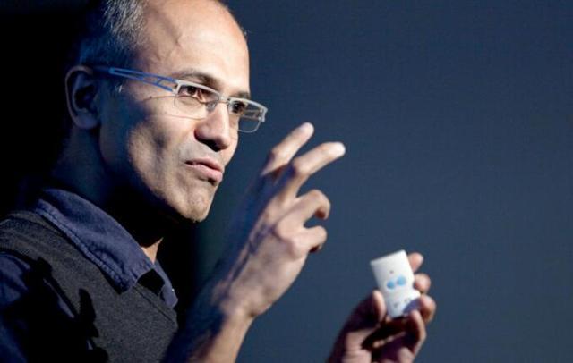 苹果鸠占鹊巢打败微软 纳德拉欲以其人之道还治其身