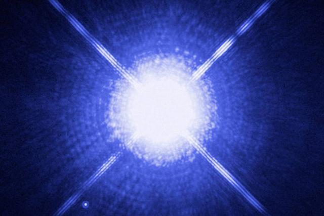 德国科学家发现最热的恒星:比太阳热42倍