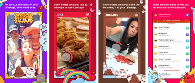 Facebook死磕Snapchat 新应用由青少年开发