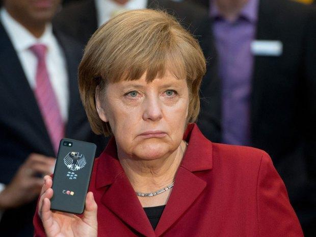 黑莓被德国内政部指定为唯一符合标智能机