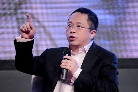 周鸿祎:马云很难复制 创业者要学会悄悄进村