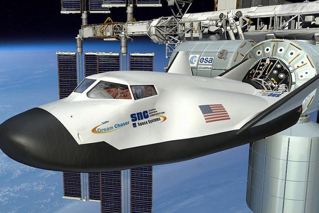 美国迷你航天飞机横空出世:2016年首飞