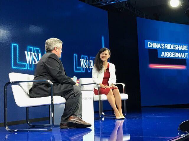 滴滴出行总裁柳青:滴滴下一步策略是成为全球化企业