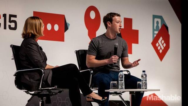 扎克伯格MWC演讲:Facebook正努力研发无人机