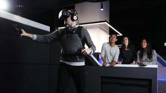 探秘IMAX VR体验中心:花10美元买张票值不值?