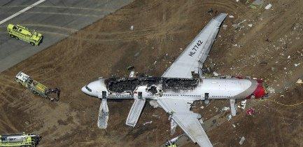 韩亚航空客机失事 科技界人士讲述亲身经历