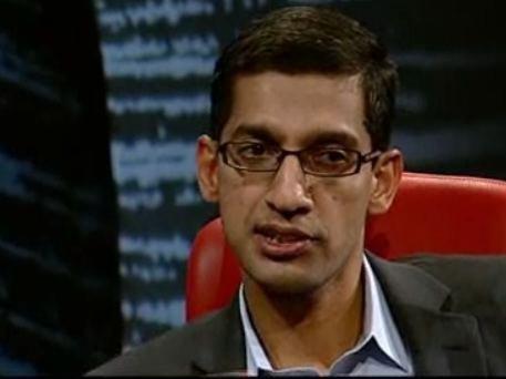 皮恰伊:从鲁宾手中接管Android 曾遭Twitter挖角