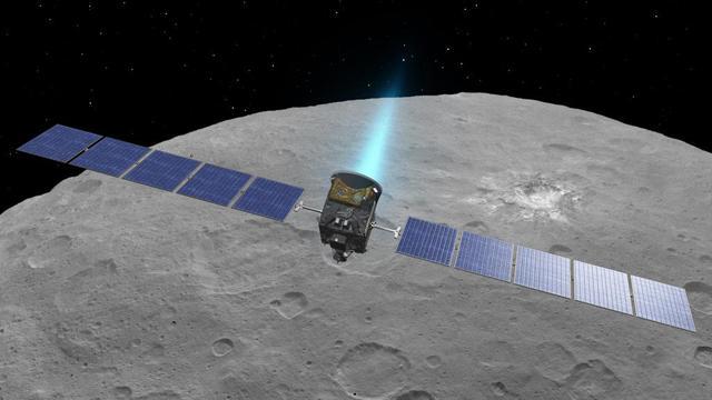 NASA资助科技公司研制电力推进系统 将用于登火星