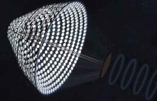 美拟建太空太阳能卫星 可供地球三成电能需求