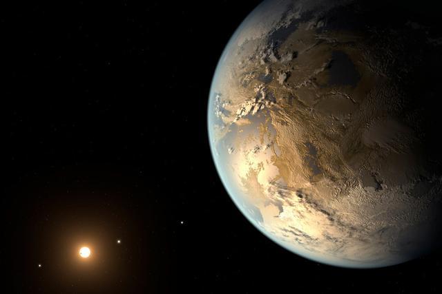 麻省理工科学家称外星生命可能不呼吸氧气