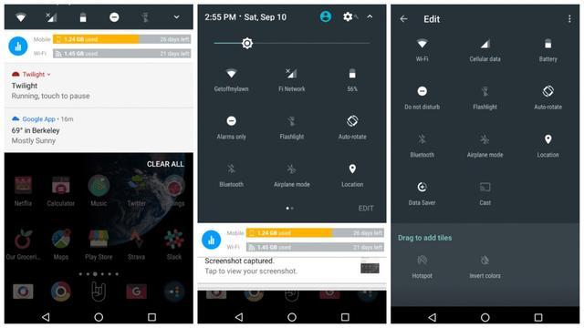 安卓用户的福利,谷歌Android N十项重磅改进