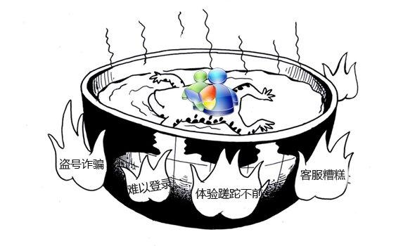 MSN结局:无所作为致用户流失 或被Skype取代