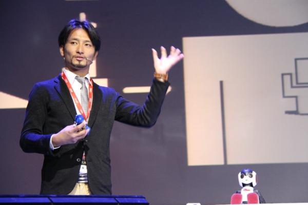 东京大学高桥智隆:未来的机器人是什么样?