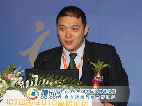 图文:中国移动通信集团设计院马华兴演讲