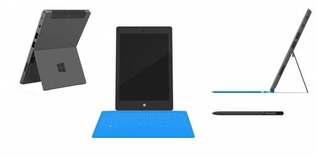Surface Mini年内问世 定位于终极笔记设备