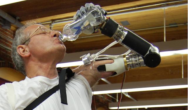 用大脑控制假肢 Segway之父再次将幻想变为现实