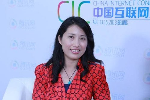 专访北京二六三企业通信有限公司总裁助理李润琴截图