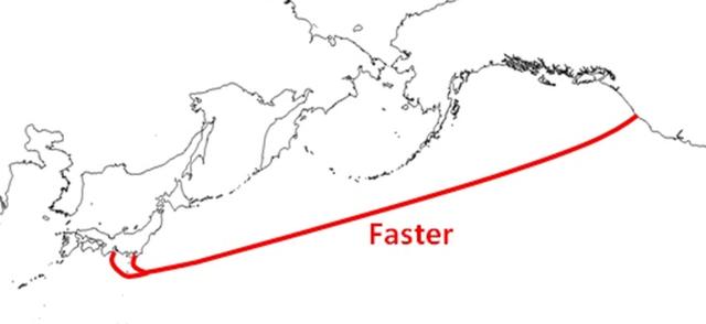 谷歌支持建跨太平洋光缆系统 中移动参与管理