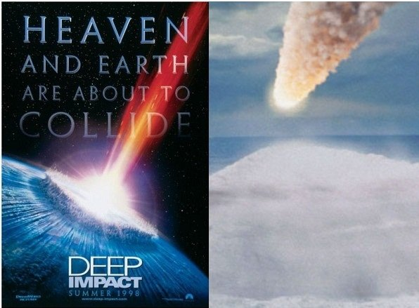 彗星撞击球 DEEP IMPACT