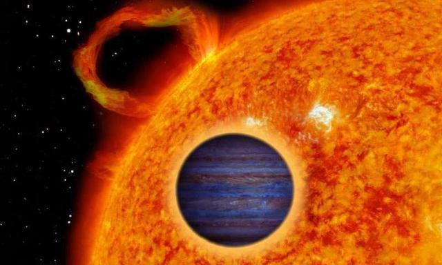 天文学家发现一颗新的热木星:距地1800光年