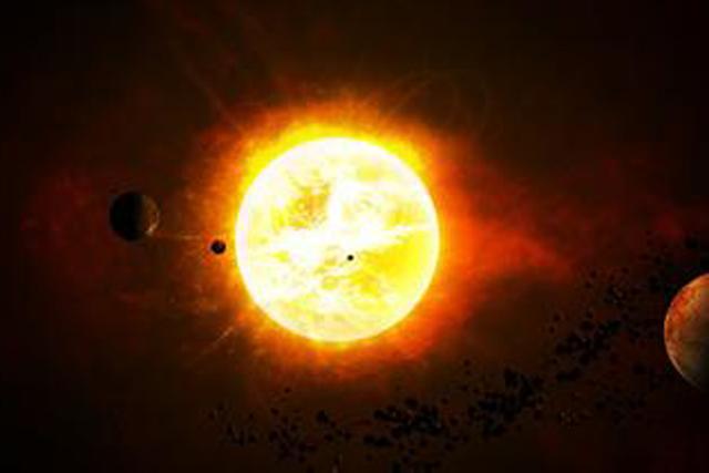 天体物理学家首次测量遥远恒星的自转周期