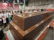 世界最大的巧克力
