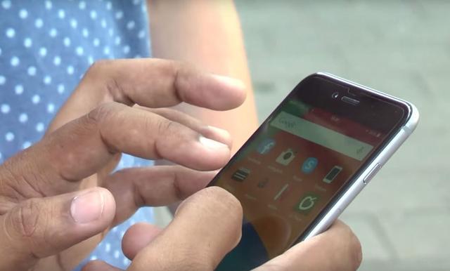 美国街头试验:苹果粉丝将新版Android误认为iOS9