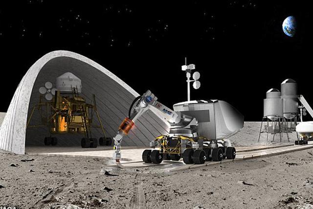 美国宇航局考虑重新返回月球