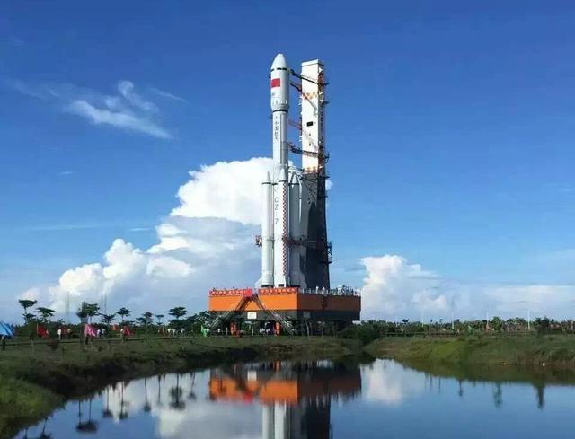 未来十年我国预计发射约100颗卫星
