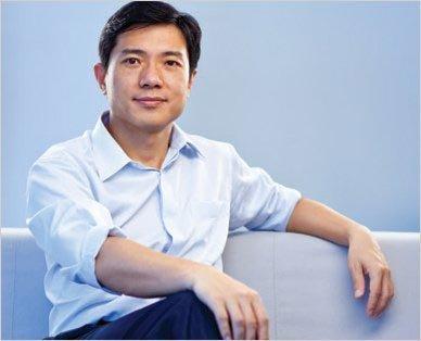 百度CEO李彦宏谈未来十年目标:收入翻40倍