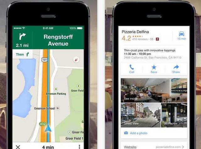 谷歌工程师首度透露谷歌地图计算导航路线原理