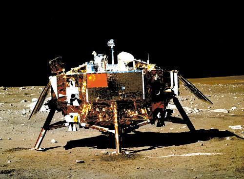 嫦娥三号第25次唤醒 月面顺利工作两周年