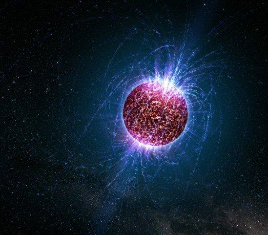 普朗克引力物理所发现最强宇宙磁场