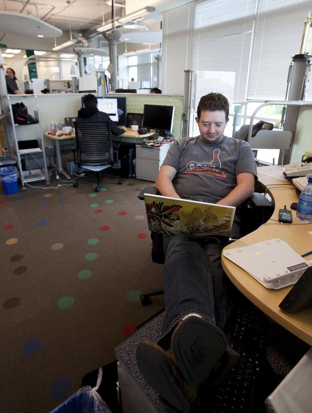 谷歌工资最高的岗位:财务经理竟然居首