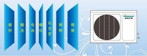 海信定速空调小1P机仅售1499元