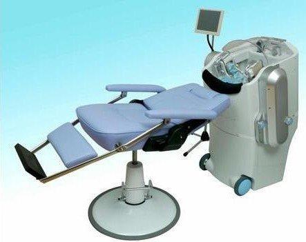 松下成功研制出洗发机器人 能按摩和洗头(图)