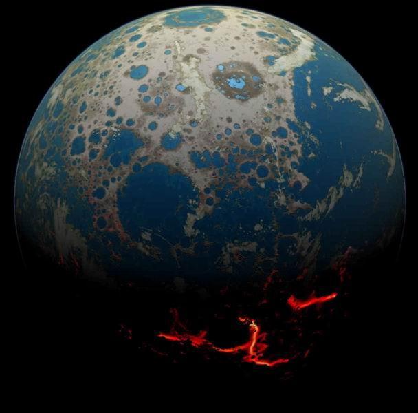 地球最古老生物化石有助于发现神秘地外生命