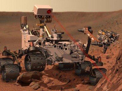 NASA寻火星生命计划 2030年派宇航员登陆火星