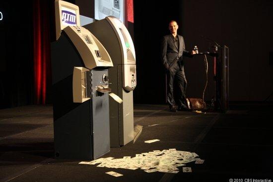ATM取款机黑客暴毙:警方排除谋杀 年仅35岁