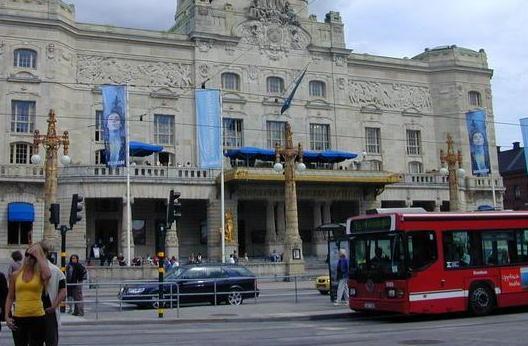全新无线充电公交系统2016年将在瑞典测试
