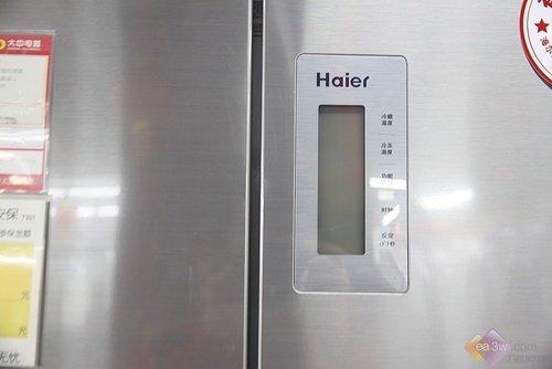 """揭开""""无霜""""密码 海尔多开门冰箱卖场评测"""