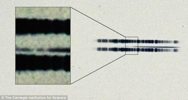 1917年底片是发现最早系外行星的有力证据