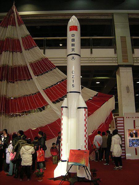 我国长征五号进展顺利 探测火星指日可待